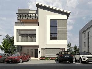 7 bedroom Detached Duplex House for sale Bilaad Estate.  Jabi Abuja