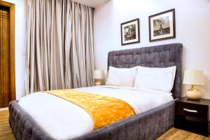 3 bedroom Shared Apartment Flat / Apartment for shortlet 1412 Ahmadu Bello way, Eko Atlantic Victoria Island Lagos