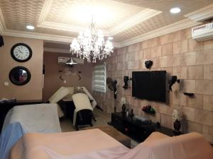 4 bedroom Terraced Duplex House for rent Brains & hammers Life Camp Abuja
