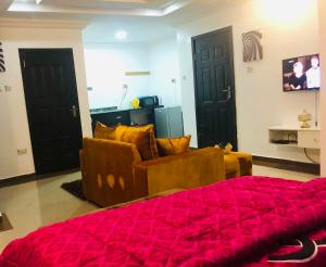 1 bedroom mini flat  Studio Apartment Flat / Apartment for shortlet Kusenla street lekki Lekki Phase 1 Lekki Lagos