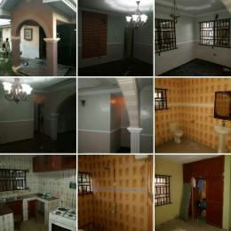 3 bedroom Semi Detached Bungalow House for rent Off White House bus stop Command Abule Egba Abule Egba Lagos