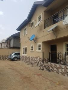 3 bedroom Blocks of Flats House for rent Bar Ben close  Ajao Estate Isolo Lagos