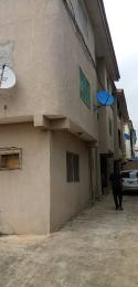 3 bedroom Blocks of Flats House for rent Morgan ph1 estate off grammar school via Aina street. Morgan estate Ojodu Lagos