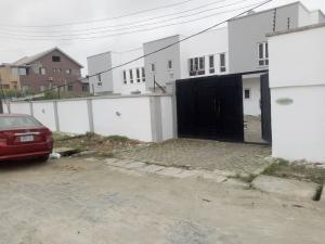 Terraced Duplex House for sale Bakare Estate,  Also Accessible vai Bera estate by chevron drive  Agungi Lekki Lagos