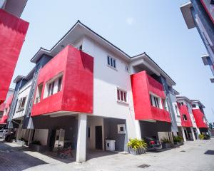 4 bedroom Terraced Duplex House for sale Ikate Elegushi Lekki  Ikate Lekki Lagos