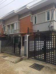 4 bedroom Terraced Duplex House for rent Anibaloye estate  Anthony Village Maryland Lagos
