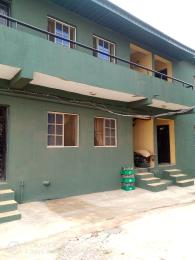1 bedroom mini flat  Mini flat Flat / Apartment for rent Close to Meiran bus stop by express Abule Egba Abule Egba Lagos