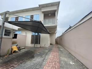 4 bedroom Semi Detached Duplex House for rent Ikate Elegushi lekki  Ikate Lekki Lagos