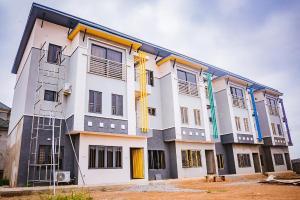 5 bedroom Terraced Duplex House for sale Jabi-Abuja. Jabi Abuja