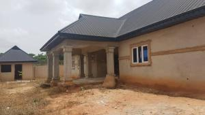 4 bedroom Detached Bungalow House for sale off Sapele road after bypass close to Benson Idahosa university Oredo Edo