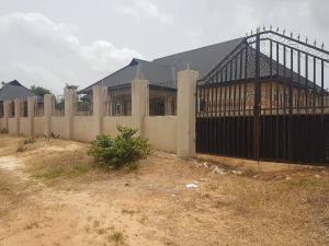 4 bedroom Detached Bungalow House for sale off Sapele road after bypass close to Benson Idahosa university Oredo Edo