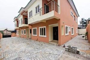 Terraced Duplex House for sale Ogudu G R A Ogudu GRA Ogudu Lagos