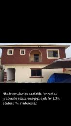 4 bedroom House for rent Graceville estate  Awoyaya Ajah Lagos