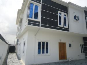 4 bedroom Semi Detached Duplex House for rent Lekki Ologolo Lekki Lagos
