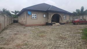 3 bedroom Detached Bungalow House for sale Adiyan agbado crossing Iju Lagos