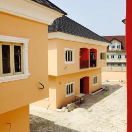 4 bedroom Semi Detached Duplex House for rent Mini Estate in  Oral Estate Lekki Lagos