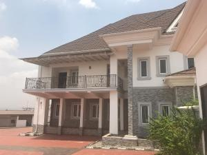 5 bedroom Detached Duplex House for rent Nasir Elrufai Street  Guzape Abuja