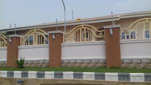 4 bedroom Semi Detached Bungalow House for rent associates estate Life Camp Abuja