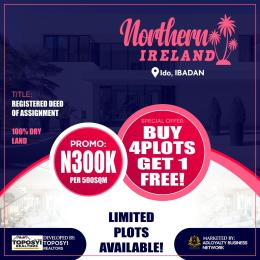 Land for sale Ibadan north west Ibadan Oyo