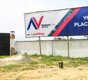 Land for sale Northville Estate, Bogije, Some minutes from Shoprite Sangotedo Ajah Ajah Lagos