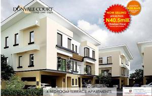 4 bedroom House for sale Off Orchid Hotel Road chevron Lekki Lagos - 1