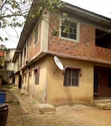 Office Space Commercial Property for sale  Seinde Calisto Crescent By Charity Bus Stop, Close To The Pedestrian Bridge,  Oshodi Lagos