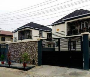 4 bedroom Detached Duplex House for sale Off Lekki-Epe Expressway, Ajuwe Thomas estate Ajah Lagos
