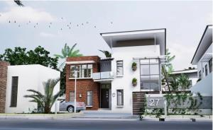 5 bedroom Detached Duplex House for sale Located Behind National Stadium Surulere Lagos Mainland Lagos Nigeria  Alaka/Iponri Surulere Lagos