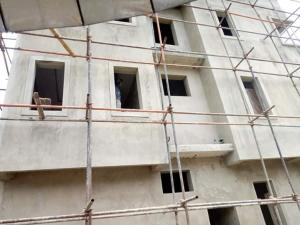 4 bedroom Terraced Duplex House for sale Obanikoro Estate  Obanikoro Shomolu Lagos