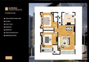 1 bedroom mini flat  Flat / Apartment for sale Off kusenla road  Ikate Lekki Lagos