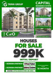 2 bedroom Flat / Apartment for sale Daki Biu Jabi Abuja