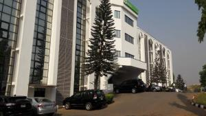 Office Space Commercial Property for sale The Lion building Muhammad Buhari Way Central business district  Central Area Abuja