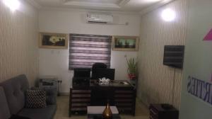 1 bedroom mini flat  Office Space Commercial Property for rent Ok Plaza By Shoprite Sangotedo Sangotedo Ajah Lagos