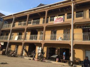 1 bedroom mini flat  Office Space Commercial Property for rent alagutan Akowonjo Alimosho Lagos