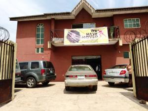 Office Space Commercial Property for sale  Samonda area along Sango/U.I road ibadan Ibadan Oyo