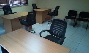 Office Space Commercial Property for shortlet 7, Obasa Road Oba Akran Ikeja Lagos