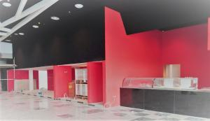 Shop in a Mall Commercial Property for rent KM 46, NOVOJO ESTATE, FARM B/STOP, OPP. FLASH BAR, OKO-ADO,  Ado Ajah Lagos