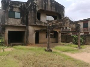 Detached Duplex House for sale U TURN BUS STOP Abule Egba Abule Egba Lagos