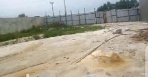 Commercial Land Land for sale Facing Express Lakowe Ajah Lagos