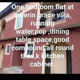 1 bedroom mini flat  Mini flat Flat / Apartment for rent 17,grace villa via laderin oko-tuntun Oke Mosan Abeokuta Ogun