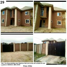 Blocks of Flats House for sale Umuahia South Abia