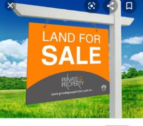 Residential Land Land for sale Faith mission  Street, Opp Airforce, Akobo  Akobo Ibadan Oyo
