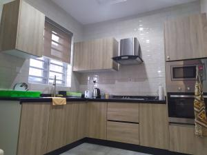 3 bedroom Terraced Duplex House for shortlet Off Oregun Road Oregun Ikeja Lagos