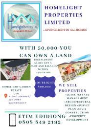 Mixed   Use Land Land for sale Oron road  Uyo Akwa Ibom