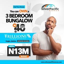 3 bedroom Detached Bungalow House for sale Bogije Alatise Alatise Ibeju-Lekki Lagos