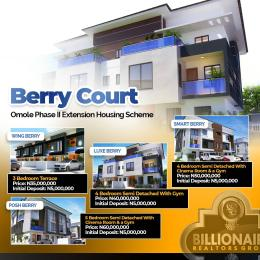 4 bedroom House for sale Omole phase 2  Omole phase 2 Ojodu Lagos