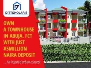 House for sale Jabi Lake Mall Jabi Abuja