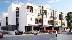4 bedroom House for sale After Abraham Adesanya Roundabout VGC Lekki Lagos