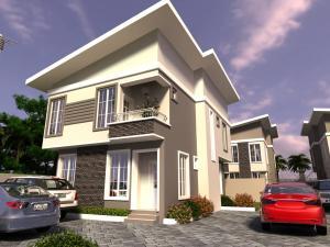 4 bedroom House for sale Oribanwa immediately after Awoyaya, Lekki Peninsula, Lagos.  Awoyaya Ajah Lagos