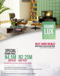 Commercial Land Land for sale Lekki expressway Lekki Lagos